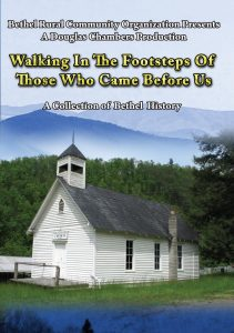 """Walking In The Footsteps of Those Who Came Before Us"" DVD Cover"